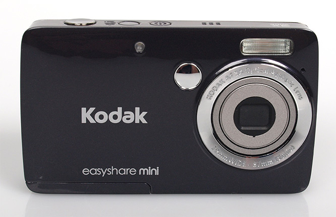 Kodak EasyShare Mini M200 Digital Camera