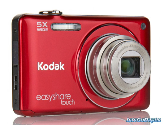 Kodak Easyshare Touch M5370 Digital Camera